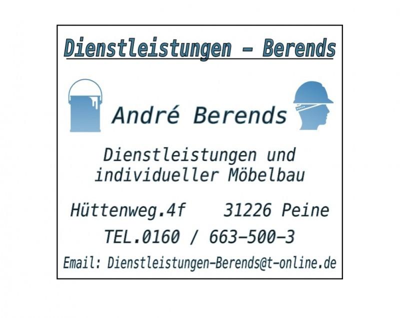 Dienstleistungen-Berends