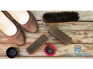 Schuhputzdiener für Sie und Paare