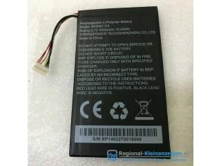 Hochwertige Ersatzbatterie für Fuhu SP5067112 (3.7V/4.2V, 4500mAh 16.65Wh)