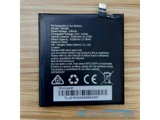 Hochwertige Ersatzbatterie für Wiko 596266 (3.85V/4.4V, 4100mAh/15.78WH)