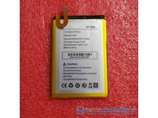Hochwertige Ersatzbatterie für X-TIGI SP-40A