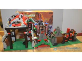 LEGO - viele Teile und Figuren