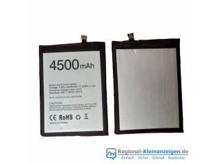 Hochwertige Ersatzbatterie für Doogee BAT2019114500 (3.85V/4.4V, 4500mAh/17.33WH)