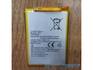 Hochwertige Ersatzbatterie für Infinix BL-43AX (3.85V/4.4V, 3950mAh/15.20WH)