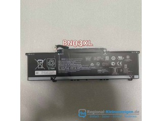 Hochwertige Ersatzbatterie für HP HSTNN-OB1O (11.55V, 51WH)