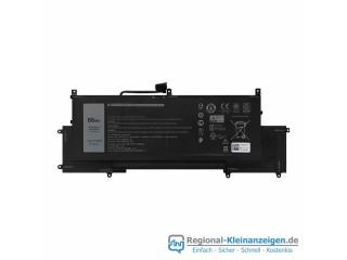 Hochwertige Ersatzbatterie für Dell TVKGH (11.4V/13.2V, 88Wh/7334mAh)
