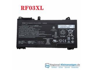 Hochwertige Ersatzbatterie für HP RF03XL (11.4V/13.2V, 45Wh/3790mAh)
