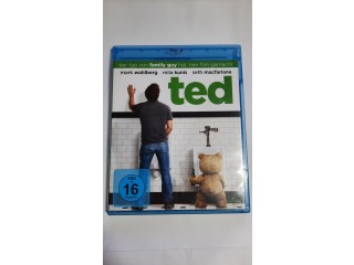 Blue Ray TED FSK 16