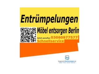 Sperrmüll Abholung Sperrmüll Entrümpelung Berlin Wohnungsentrümpelung