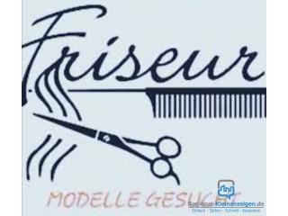 Die Modelle für die Friseur Meisterprüfung im Juli