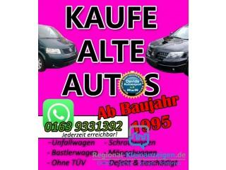 Schrottauto Ankauf - Schrottauto verkaufen? Express Angebot hier!