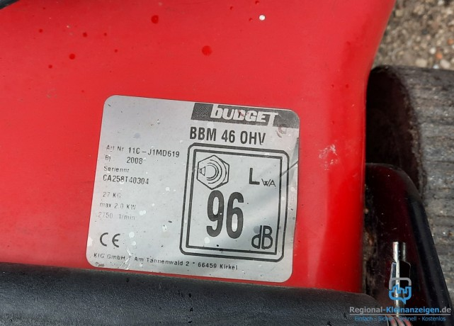 budget-benzin-rasenmaher-zu-verkaufen-big-1