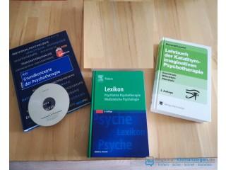 Psychotherapie - 3x Lehrbücher