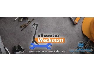E- Scooter Werkstatt