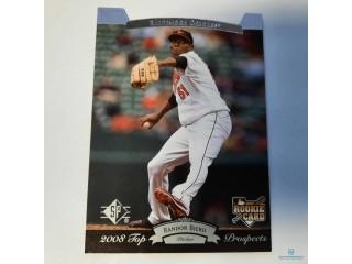 Baltimore Orioles Randor Bierd Pitcher Top Prospects 2008