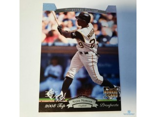 Pittsburgh Pirates Nyjer Morgan Top Prospects 2008