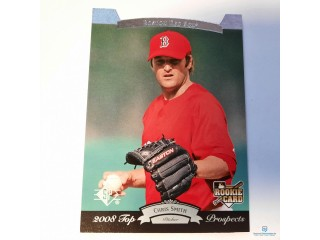 Boston Red Sox Chris Smith Top Prospects 2008