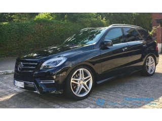 Mercedes-Benz ML 350 BlueTEC 4 matic 7G-tronic/Euro6/AMG