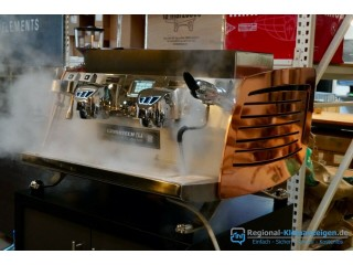 Espressomaschine Victoria Arduino Black Eagle VA388