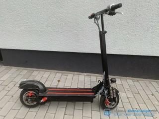 Lamtwheel Elektro Roller E Scooter 1200W Bürstenloser 2X Motoren 55 Km/H 10 Zoll